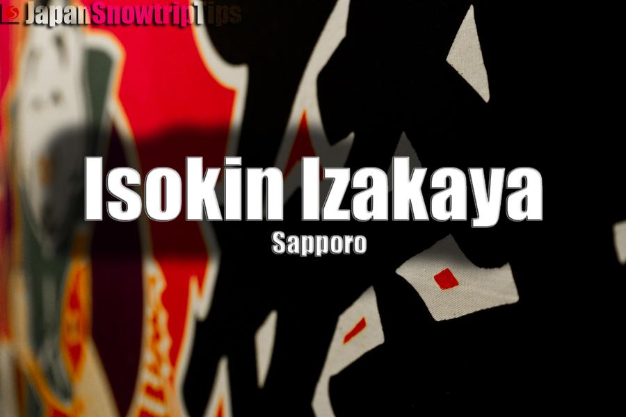 JapanSnowtripTips-isokin-izakaya-susukino-sapporo-hokkaido