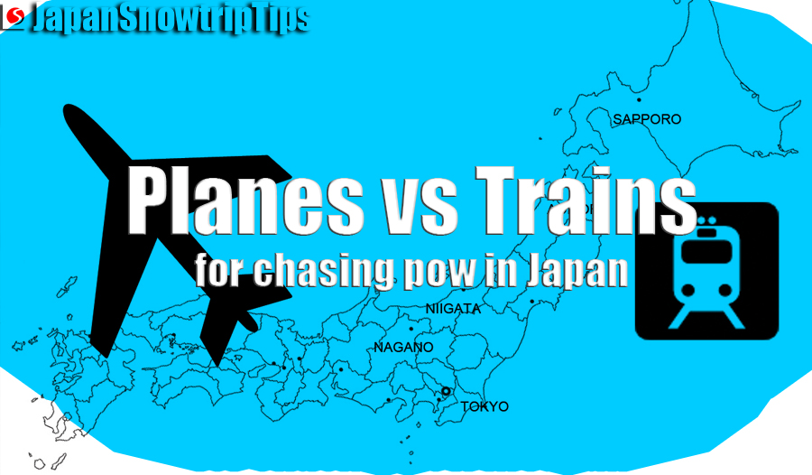 JapanSnowtripTips-planes-vs-trains-for-skiing-snowboarding-japan