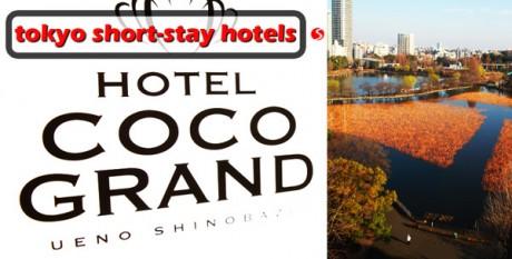JapanSnowtripTips-hotels-tokyo-coco-grand-ueno-shinobazu-onshi-park